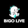 bigo logo white